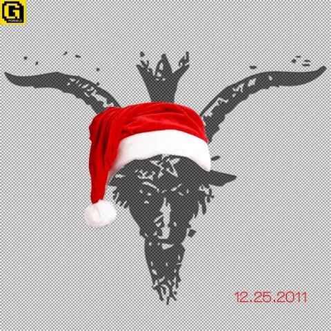 allthechildrenoflight-Satan Clause-goat