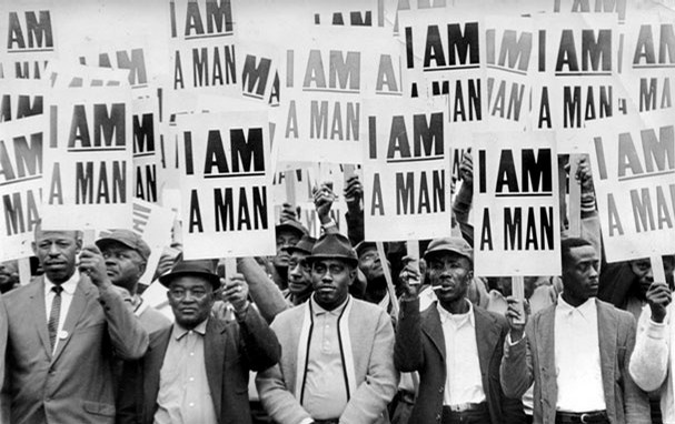 i_am_a_man_negro march