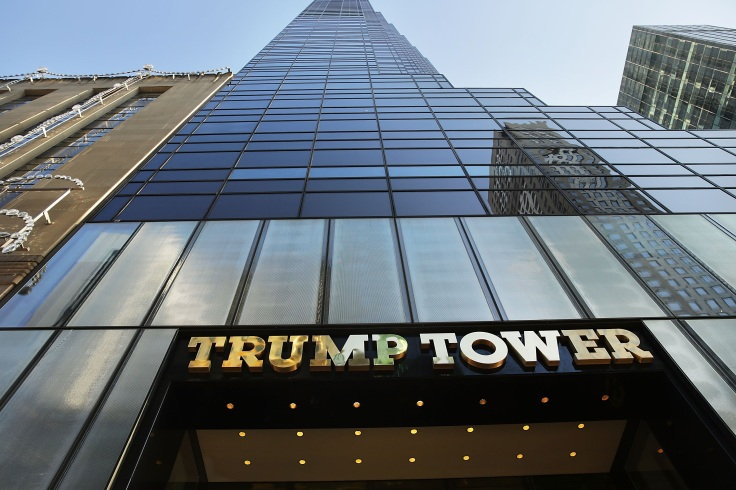 the-lord-is-a-strong-tower-trump